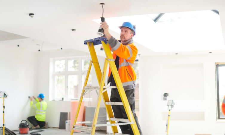 Commercial electrician Oakland