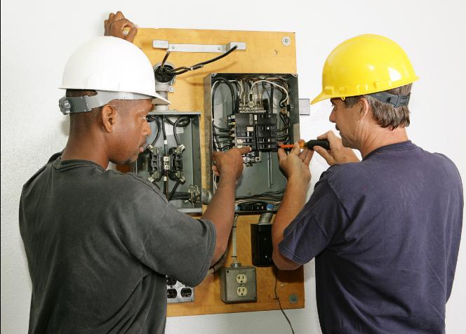 Electrician in Oakland